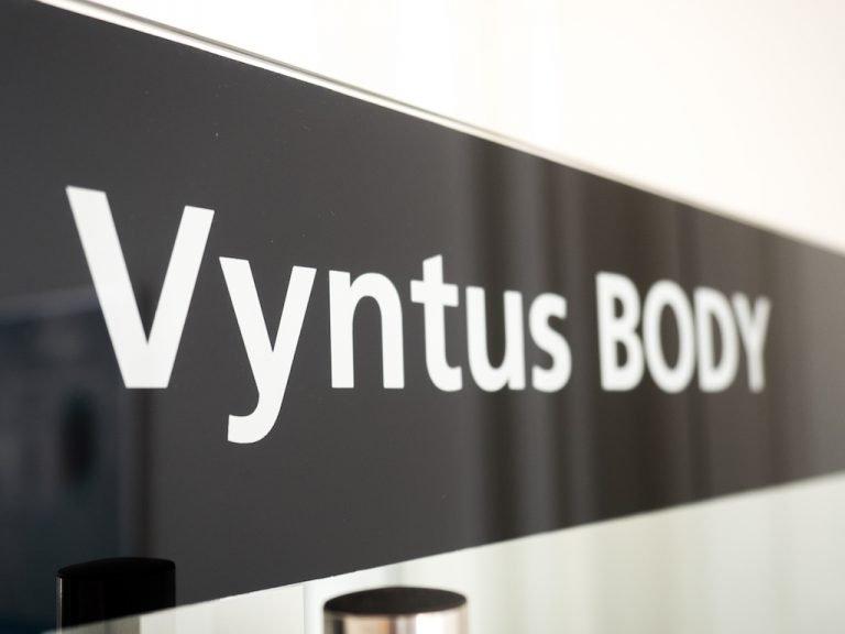 Vyntus Body studio pneumologia Palermo